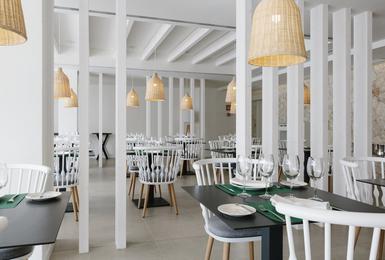 Ristorante Mare Nubium Hotel AluaSoul Mallorca Resort (Solo Adulti) Cala d'Or, Mallorca