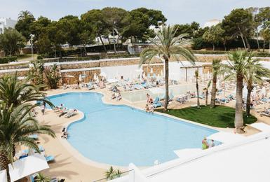Piscina Hotel AluaSoul Mallorca Resort (Solo Adulti) Cala d'Or, Mallorca